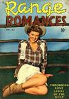 Cover for Range Romances (Quality Comics, 1949 series) #3