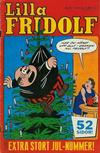 Cover for Lilla Fridolf (Semic, 1963 series) #15/1968
