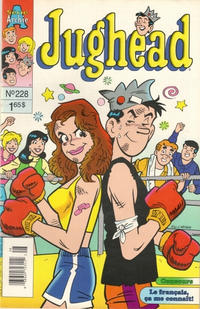 Cover Thumbnail for Jughead (Editions Héritage, 1972 series) #228