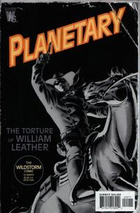 Cover Thumbnail for Planetary (DC, 1999 series) #22