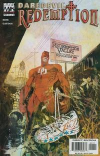 Cover Thumbnail for Daredevil: Redemption (Marvel, 2005 series) #1