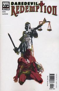 Cover Thumbnail for Daredevil: Redemption (Marvel, 2005 series) #5