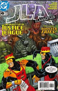 Cover Thumbnail for JLA: Classified (DC, 2005 series) #6 [Direct Sales]