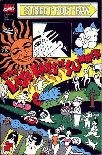 Cover Thumbnail for Street Poet Ray (Marvel, 1990 series) #4