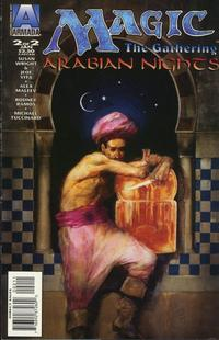 Cover Thumbnail for Arabian Nights on the World of Magic: The Gathering (Acclaim / Valiant, 1995 series) #2