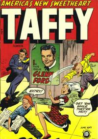 Cover Thumbnail for Taffy Comics (Orbit-Wanted, 1946 series) #8