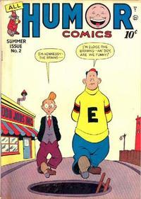 Cover Thumbnail for All Humor Comics (Quality Comics, 1946 series) #2