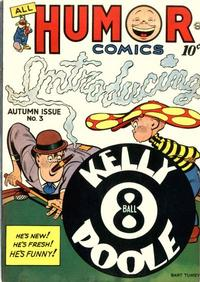 Cover Thumbnail for All Humor Comics (Quality Comics, 1946 series) #3