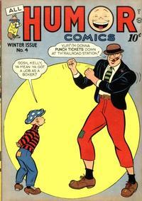 Cover Thumbnail for All Humor Comics (Quality Comics, 1946 series) #4