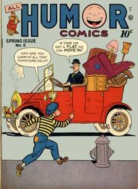 Cover Thumbnail for All Humor Comics (Quality Comics, 1946 series) #5