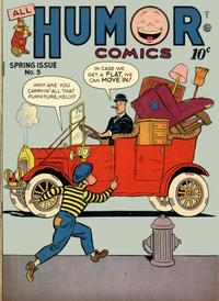 Cover Thumbnail for All Humor Comics (Quality Comics, 1946 series) #5