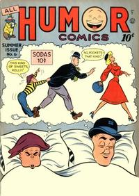 Cover Thumbnail for All Humor Comics (Quality Comics, 1946 series) #6
