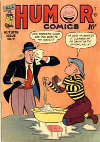 Cover Thumbnail for All Humor Comics (Quality Comics, 1946 series) #7