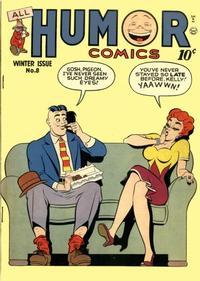 Cover Thumbnail for All Humor Comics (Quality Comics, 1946 series) #8