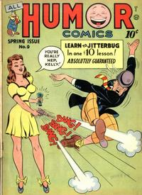 Cover Thumbnail for All Humor Comics (Quality Comics, 1946 series) #9