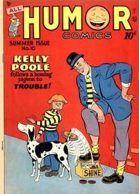 Cover Thumbnail for All Humor Comics (Quality Comics, 1946 series) #10