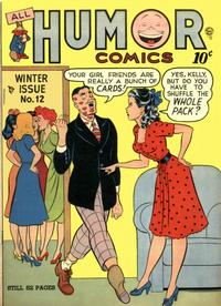 Cover Thumbnail for All Humor Comics (Quality Comics, 1946 series) #12