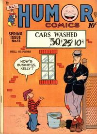 Cover Thumbnail for All Humor Comics (Quality Comics, 1946 series) #13