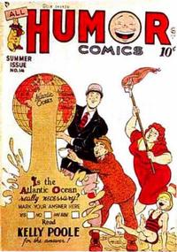 Cover for All Humor Comics (Quality Comics, 1946 series) #14
