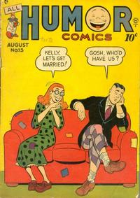 Cover Thumbnail for All Humor Comics (Quality Comics, 1946 series) #15