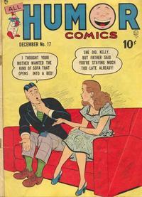 Cover Thumbnail for All Humor Comics (Quality Comics, 1946 series) #17