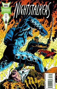 Cover Thumbnail for Nightstalkers (Marvel, 1992 series) #16