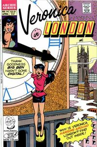 Cover Thumbnail for Veronica (Archie, 1989 series) #14 [Direct]