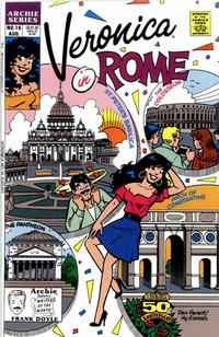 Cover Thumbnail for Veronica (Archie, 1989 series) #16
