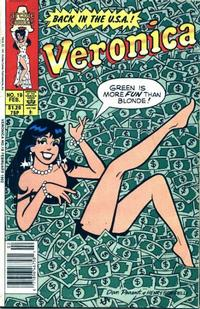 Cover Thumbnail for Veronica (Archie, 1989 series) #19
