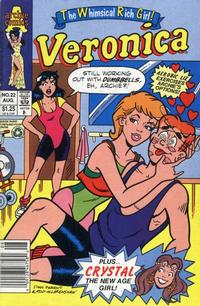 Cover Thumbnail for Veronica (Archie, 1989 series) #22