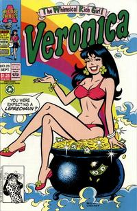 Cover Thumbnail for Veronica (Archie, 1989 series) #23