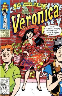 Cover Thumbnail for Veronica (Archie, 1989 series) #24