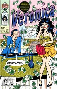 Cover Thumbnail for Veronica (Archie, 1989 series) #25 [Direct Edition]