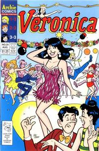 Cover Thumbnail for Veronica (Archie, 1989 series) #29