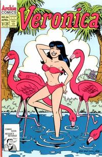 Cover Thumbnail for Veronica (Archie, 1989 series) #34