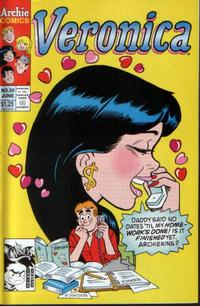 Cover Thumbnail for Veronica (Archie, 1989 series) #35 [Direct]