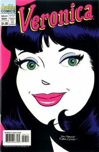 Cover Thumbnail for Veronica (Archie, 1989 series) #41 [Direct Edition]