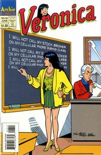 Cover Thumbnail for Veronica (Archie, 1989 series) #43