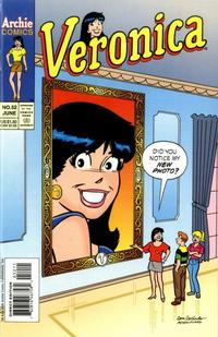 Cover Thumbnail for Veronica (Archie, 1989 series) #52 [Direct Edition]
