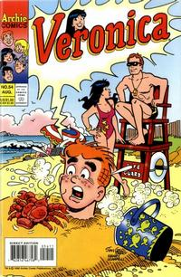 Cover Thumbnail for Veronica (Archie, 1989 series) #54