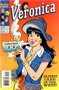 Cover Thumbnail for Veronica (Archie, 1989 series) #55