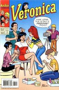 Cover Thumbnail for Veronica (Archie, 1989 series) #61