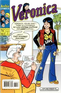 Cover Thumbnail for Veronica (Archie, 1989 series) #72