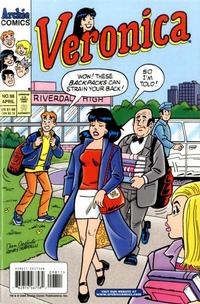 Cover Thumbnail for Veronica (Archie, 1989 series) #98