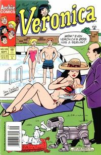 Cover Thumbnail for Veronica (Archie, 1989 series) #103