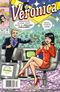 Cover Thumbnail for Veronica (Archie, 1989 series) #106