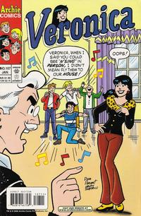 Cover Thumbnail for Veronica (Archie, 1989 series) #107
