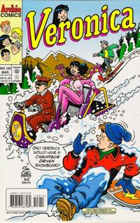 Cover Thumbnail for Veronica (Archie, 1989 series) #109