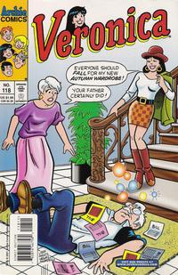 Cover Thumbnail for Veronica (Archie, 1989 series) #118