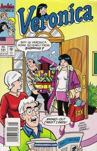 Cover Thumbnail for Veronica (Archie, 1989 series) #121